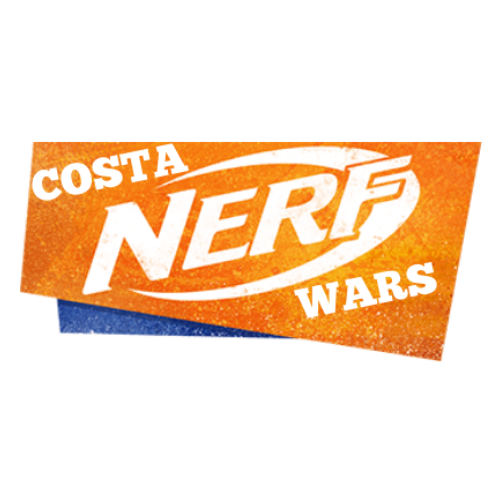 image about Nerf Logo Printable identify Costa Nerf Wars Nerf Functions Upon The Costa Del Sol